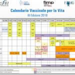 Calendario Vaccini Neonati.Presentato Il Calendario Vaccinale Per La Vita 2016 Sip