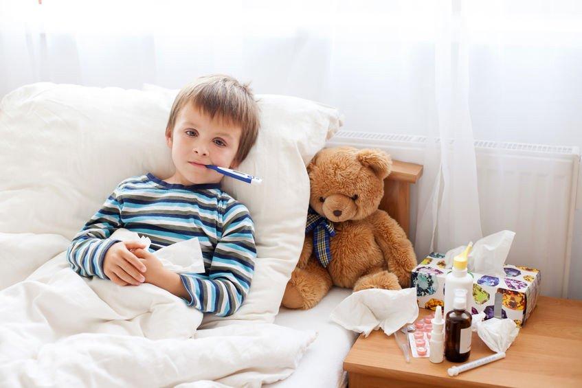 E' in arrivo l'influenza 2017, come proteggere i bambini? Dai pediatri SIP ecco alcune semplici mosse