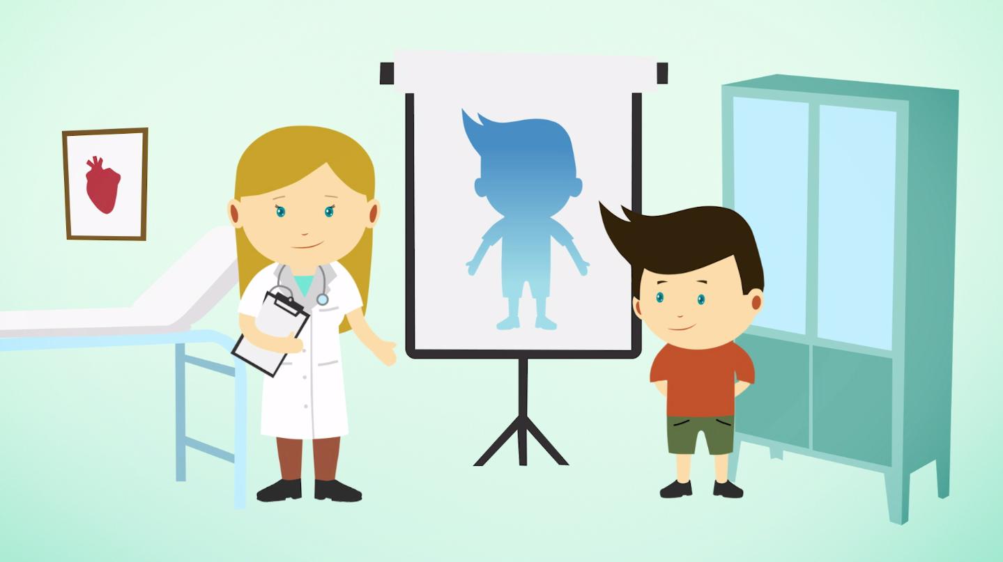 I vaccini spiegati in un cartone