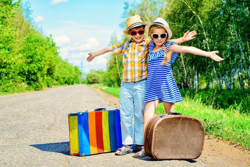 Bambini: la guida SITIP-SIP per viaggiare sicuri