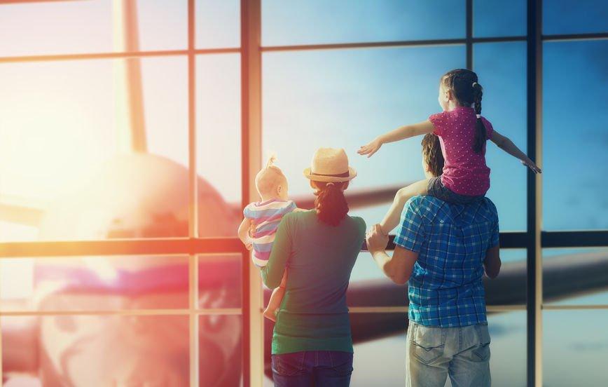 I consigli per l'estate: viaggiare in aereo