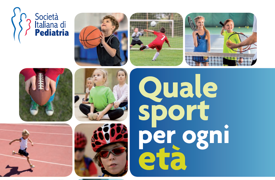 Quale sport per ogni età? Ecco la guida SIP