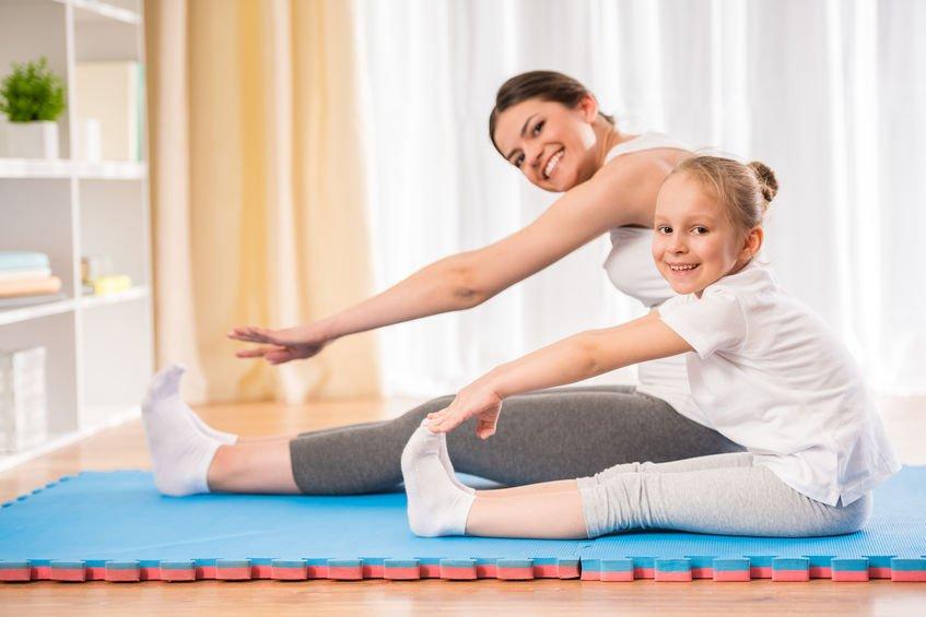 Bambini ed esercizio fisico: i consigli dell'ISS