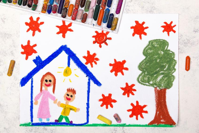La gestione del bambino positivo in isolamento a casa: quello che il pediatra deve sapere